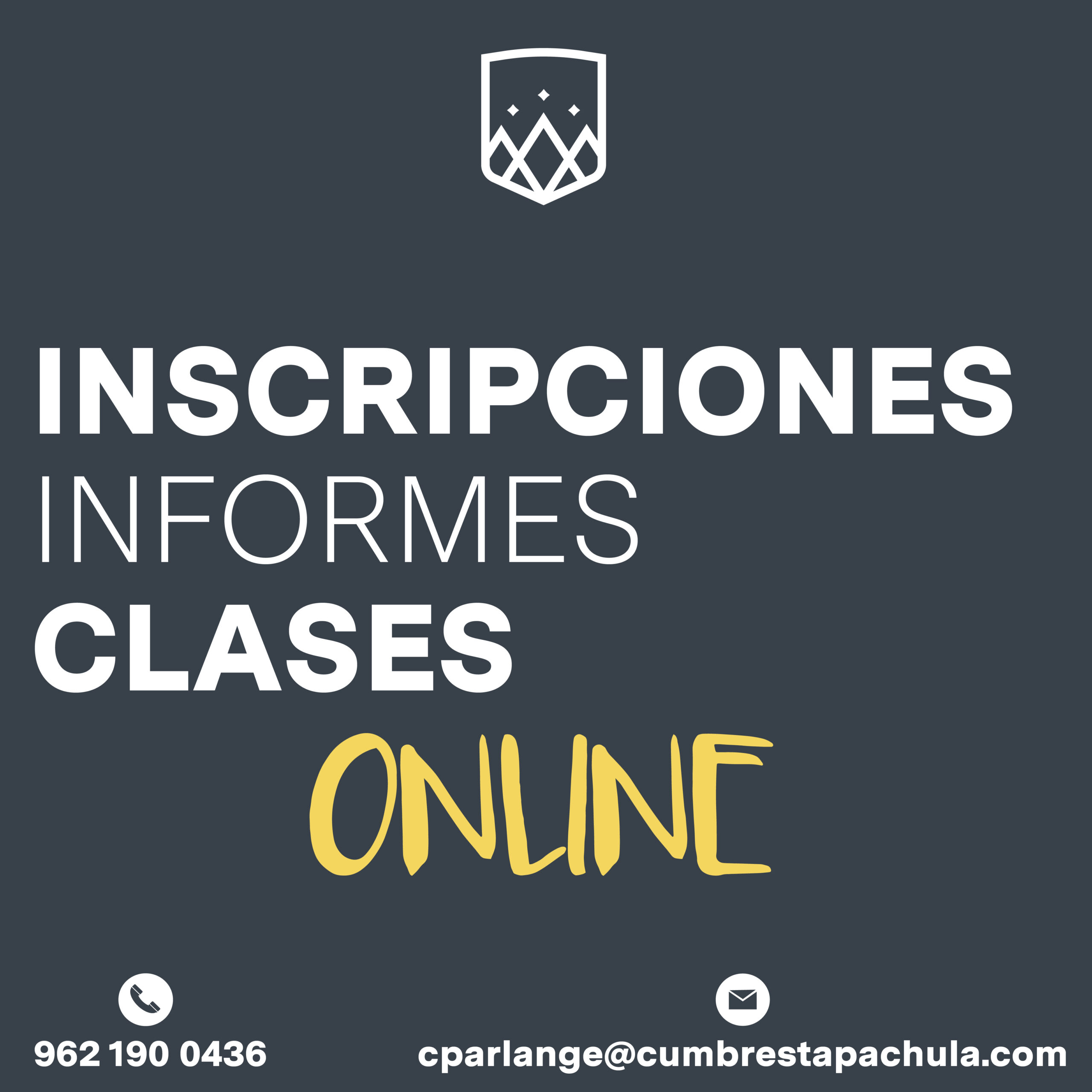clases online tapachula